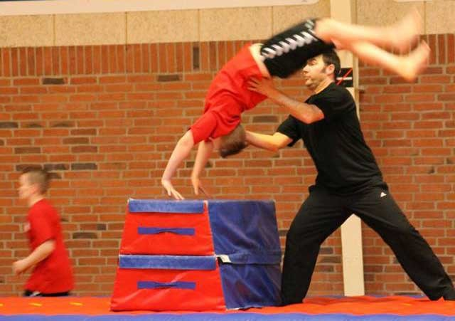 gymnastik-opvisning-2016